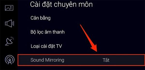 Hướng dẫn cách kết nối laptop với tivi qua Bluetooth (2)