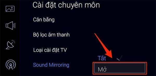Hướng dẫn cách kết nối laptop với tivi qua Bluetooth (3)