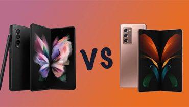 So sánh Galaxy Z Fold 3 và Galaxy Z Fold 2 có gì khác biệt?