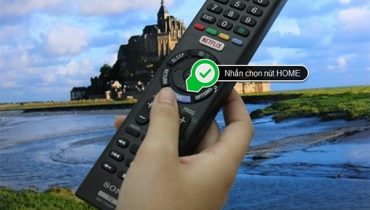 Cách kết nối Wifi cho Tivi Sony