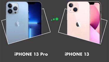 iPhone 13 và iPhone 13 Pro có nhiều điểm giống nhau.